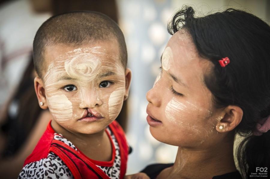 Foto's van de missie naar Myanmar